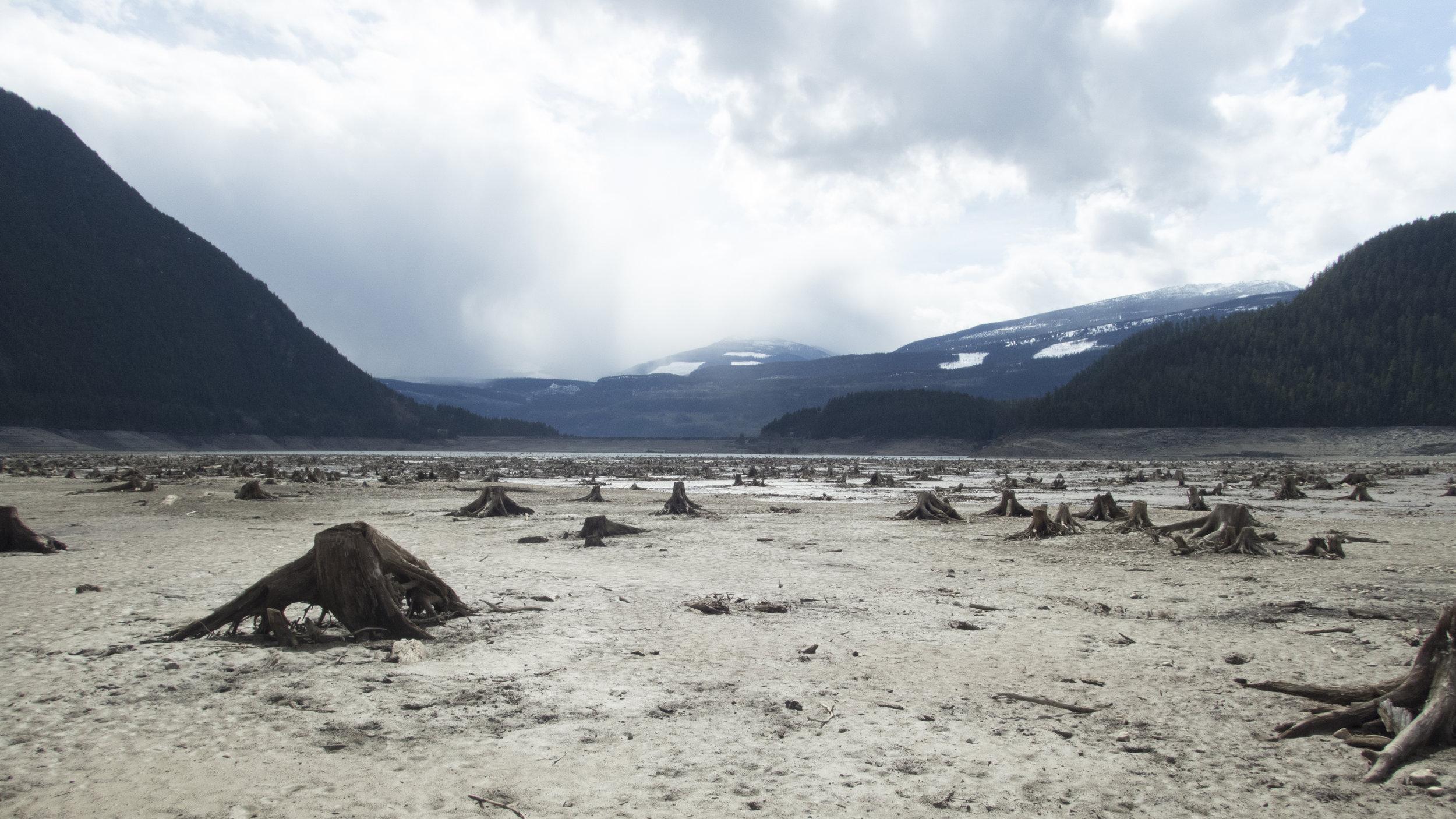 Duncan Dam and Reservoir, BC | Video Still | 2017
