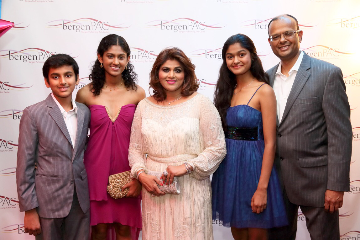 Hetal and her Beautiful Family!