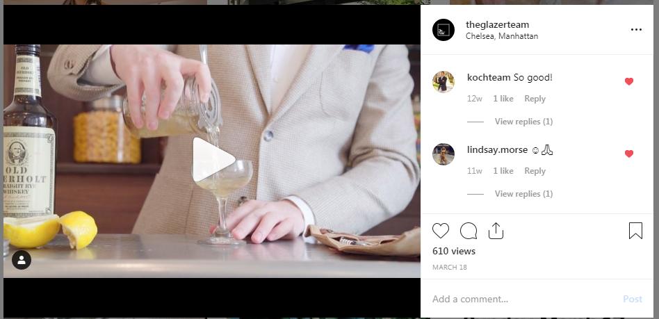 Instagram Post - Video Promotion