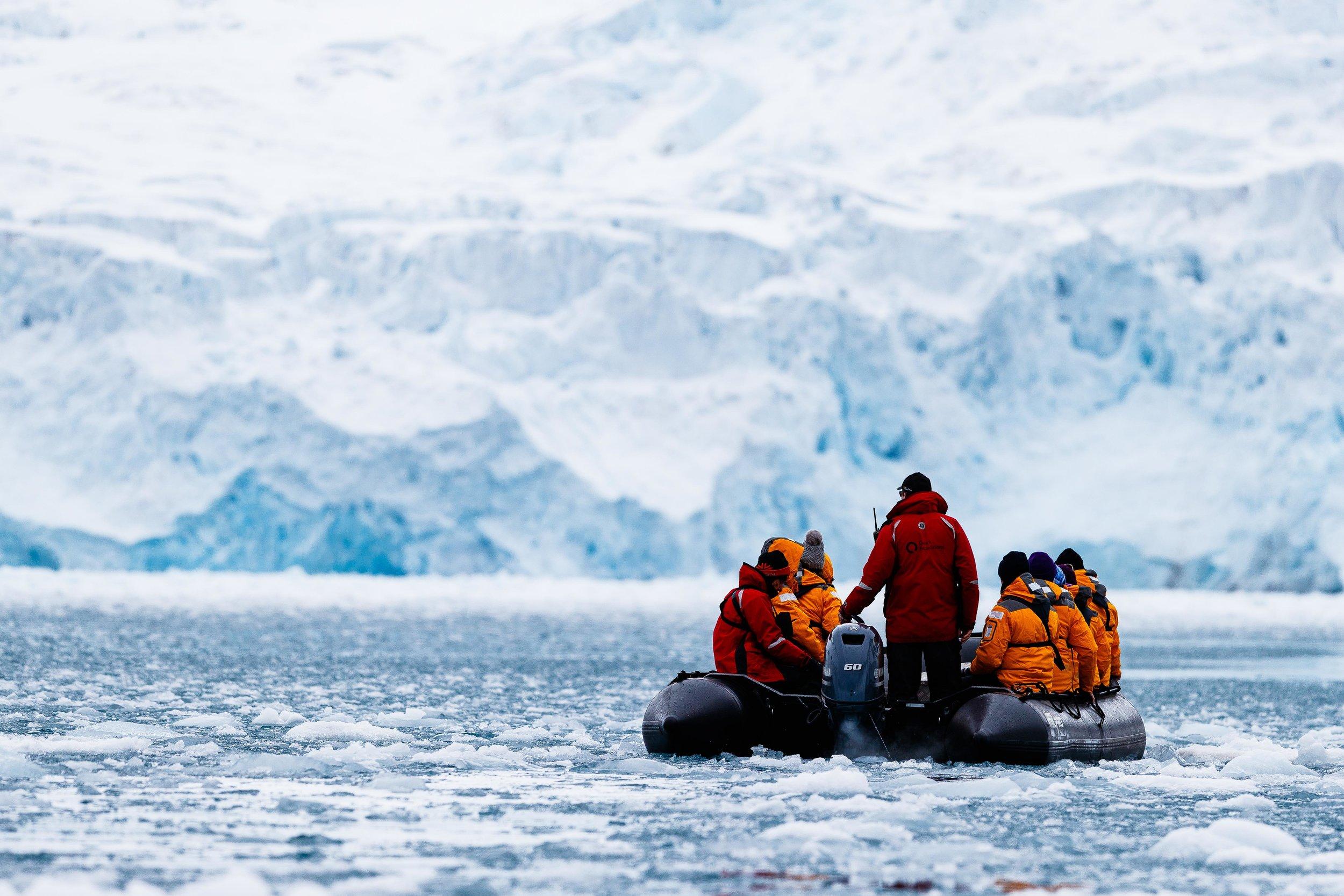 PRC photo Quark Expeditions_Intro to Spitsbergen_NICKYSOUNESS- Arctic; Ocean Atlantic; Svalbald; Fuglefjord; zodiac-7728.jpg