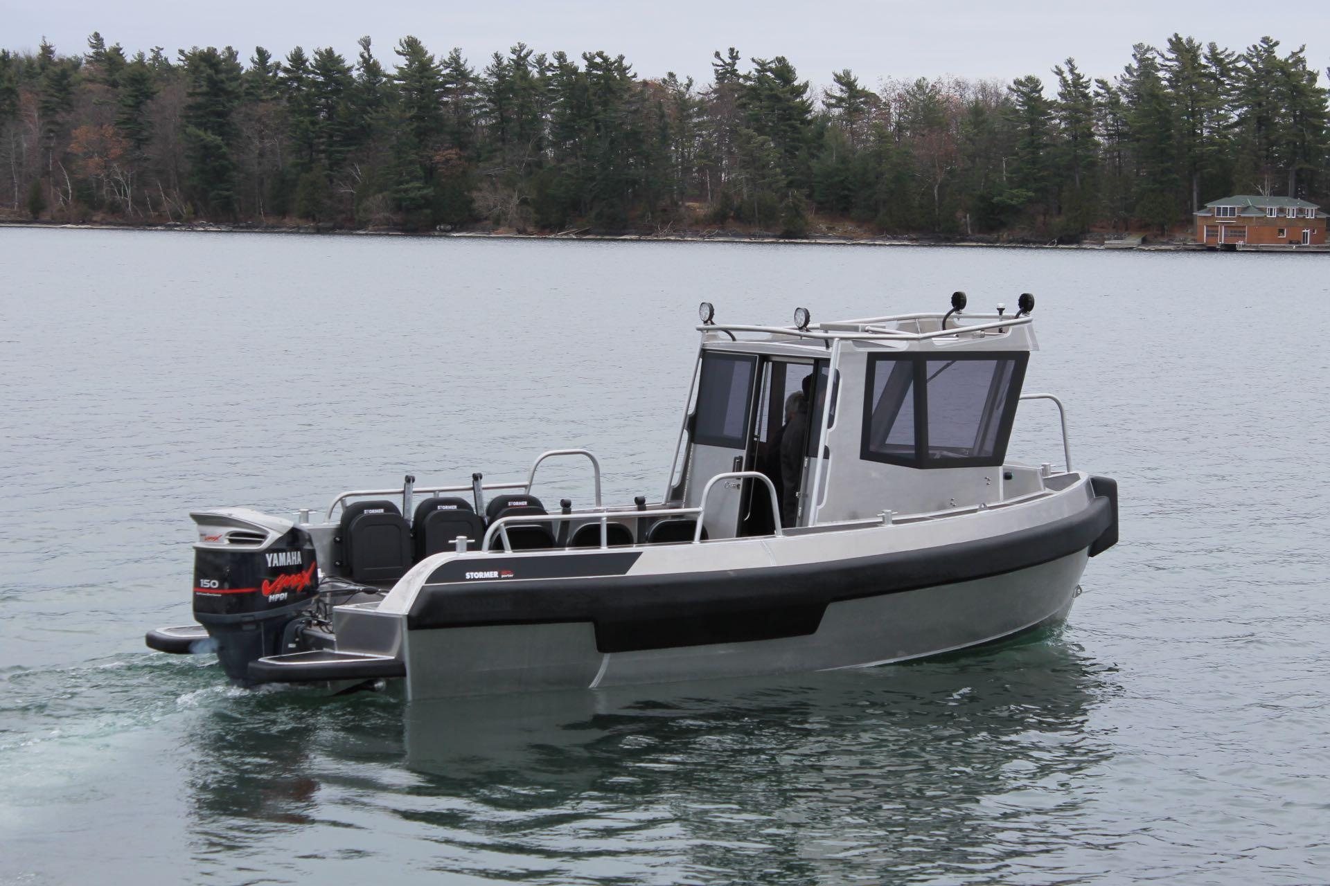 Fishery Inspection FI65/O Porter 65