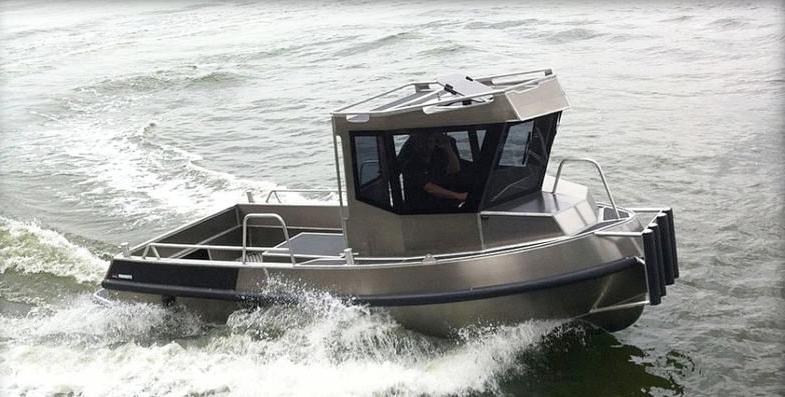 Fishery Inspection FI65/I Porter 65