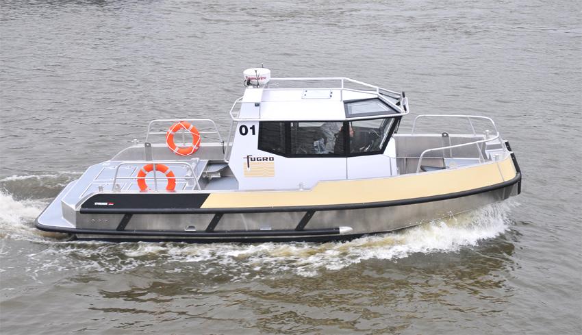 Fishery Inspection FI90/I Porter 90