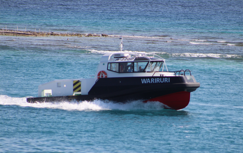Fishery Inspection FI120/I