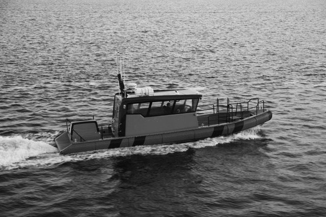 New Security Boats