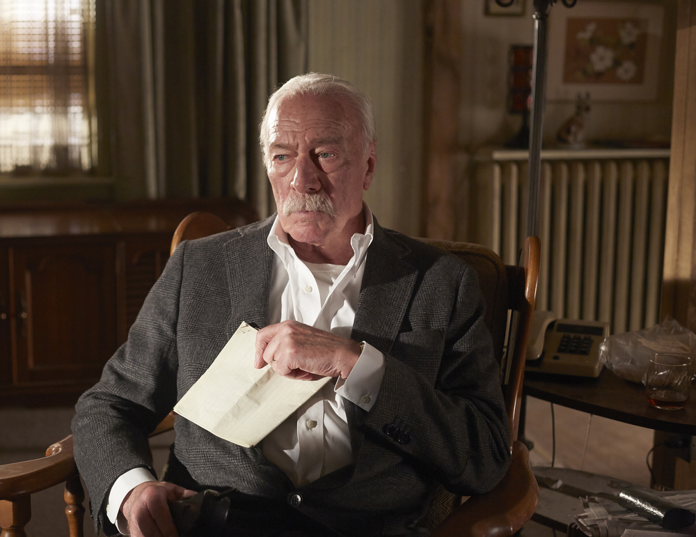 Christopher Plummer stars in Remember (2015)
