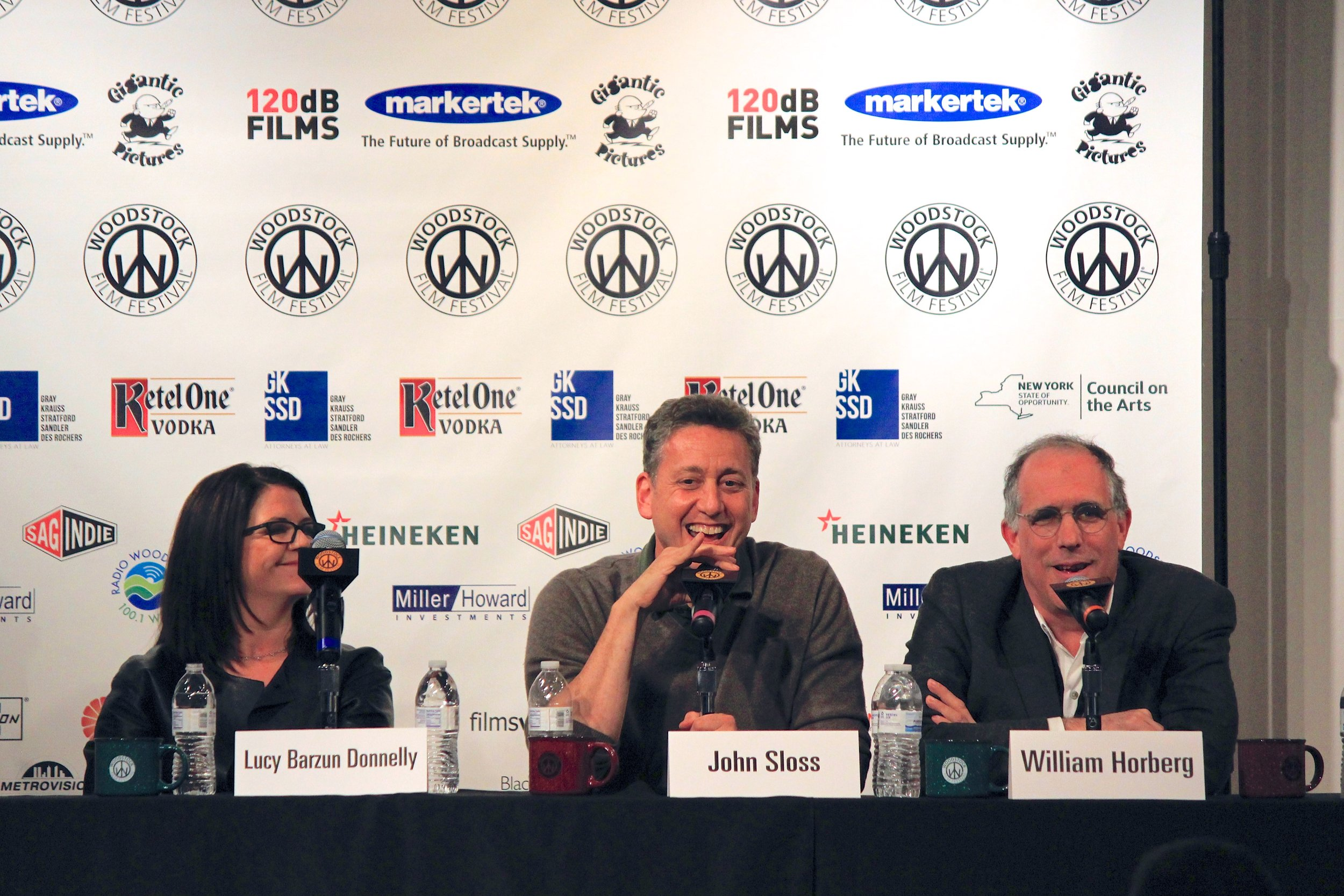 Producers on Producing Panel