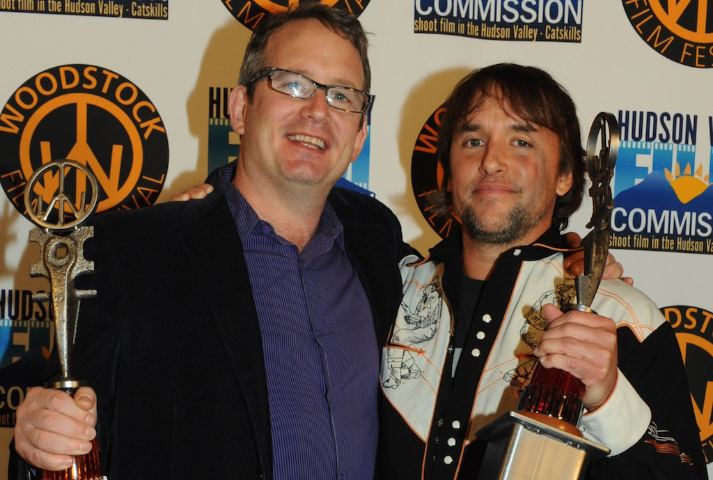 Ted Hope and Richard Linklater