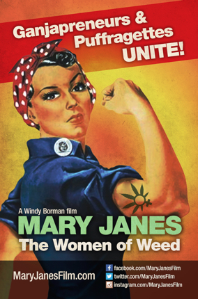 MARY JANES: The Women of Weed  - Directed by Windy Borman - USA / 2017 / 85 minutes