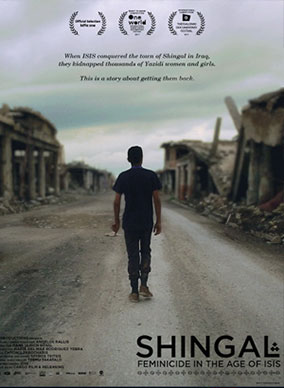 SHINGAL, WHERE ARE YOU? - Directed by Angelos Rallis - Greece / 2017 / 99 minutes