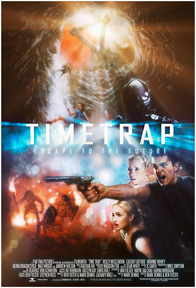 TIME TRAP  - Directed by Mark Dennis and Ben Foster - USA / 2017 / 87 minutes