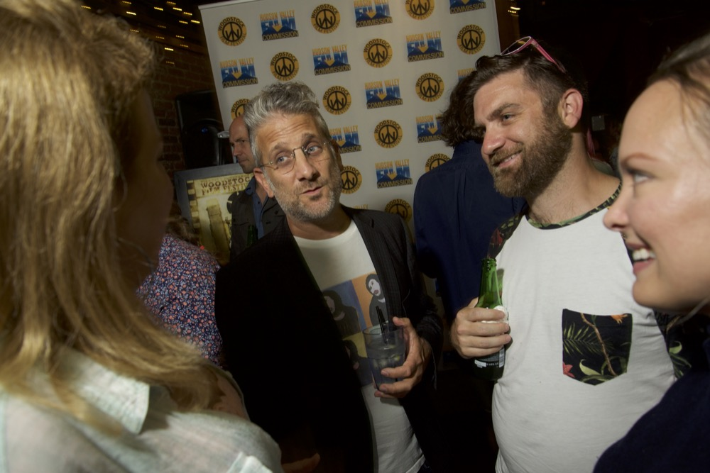 2017 Woodstock Film Festival Launch Party at Libation NY, sponsored by Ketel One and Heineken. Photos by: www.johnmazlishfineart.com
