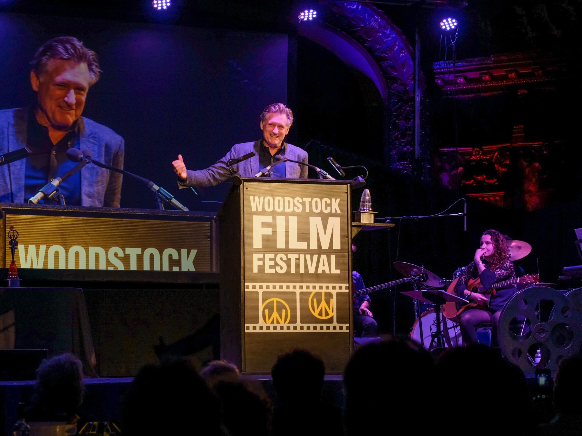 Bill Pullman  at 2017 Woodstock Film FestivalMaverick Awards