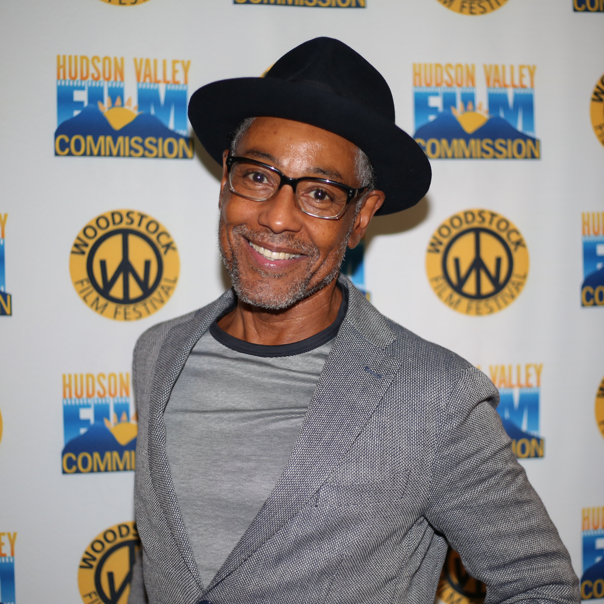 Giancarlo Esposito at the kick off party screening of STUCK at the 2017 Woodstock Film Festival