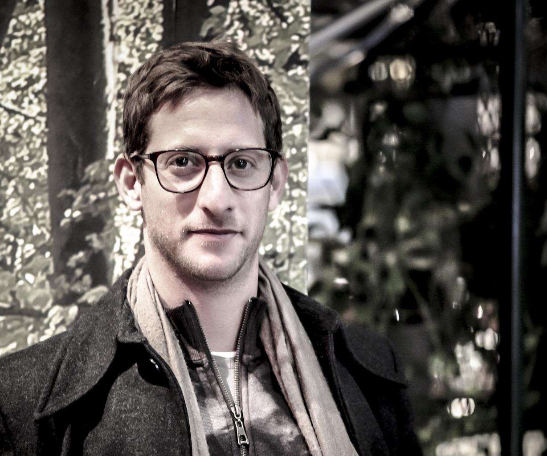 Director Pini Tavger