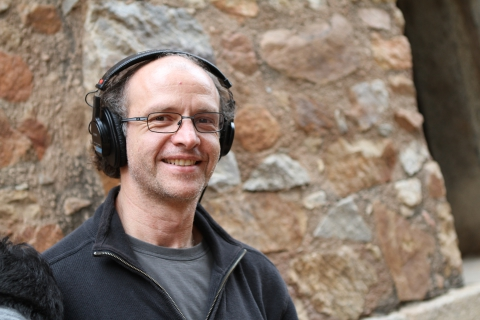 Cinematographer Juan Carlos Rulfo