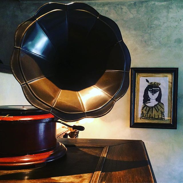 Sweet sounds with great friends today #besthotel #petitermitage #interiordesign #turntable
