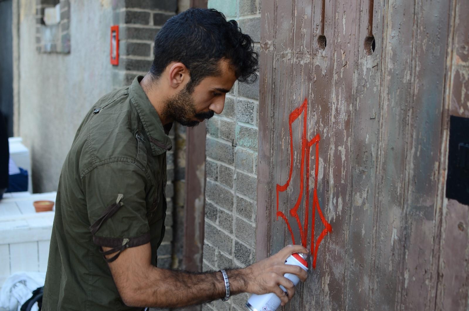 Talbot Graffiti