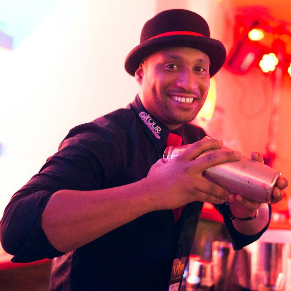 Valery Mendes  , Founder   Your Bartender Luxembourg