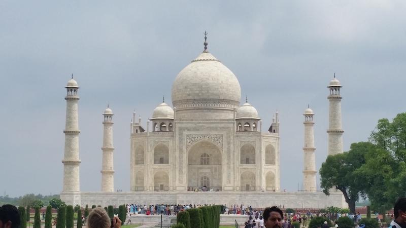 Taj Mahal, India 2015