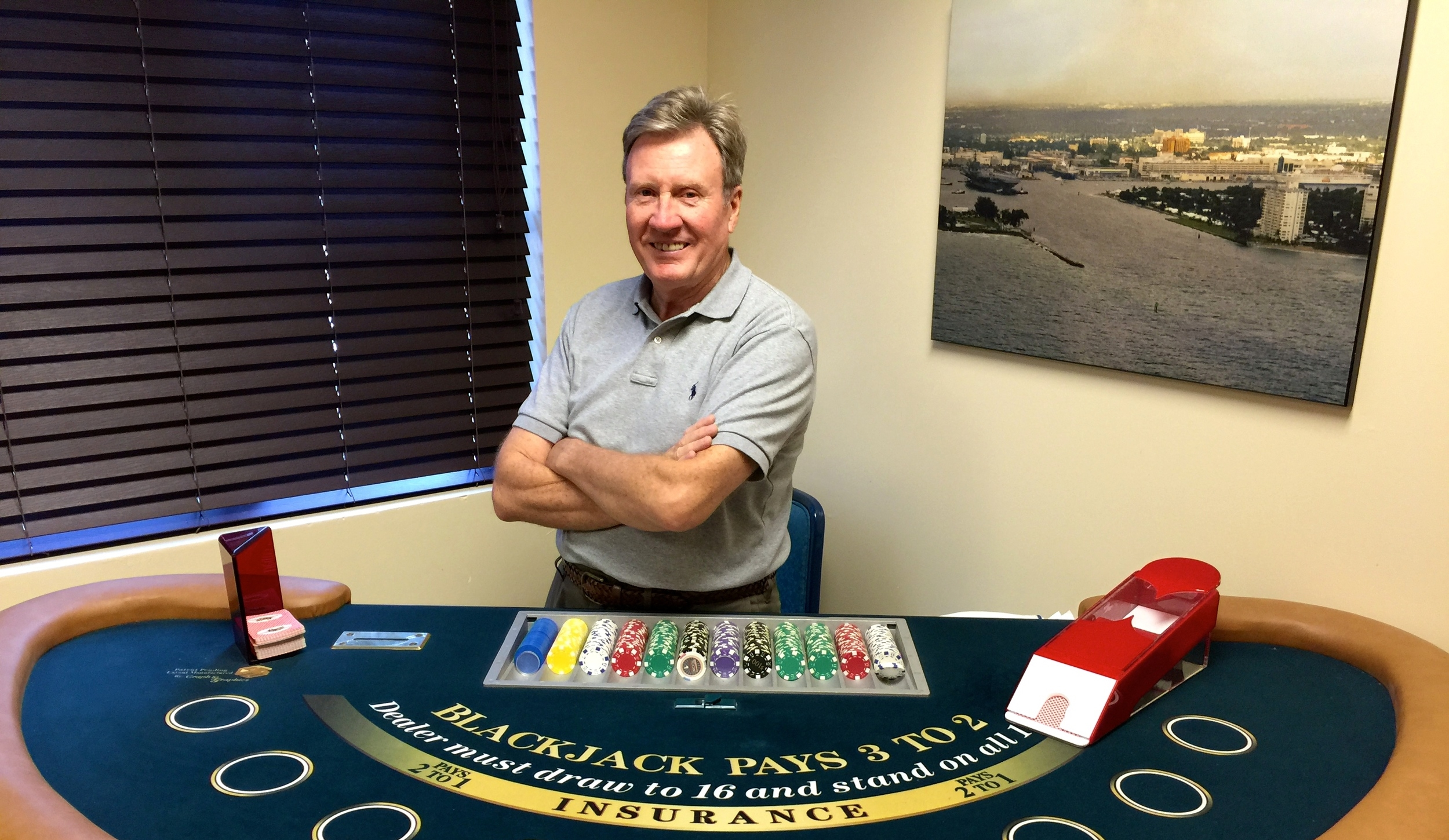 Owner, Tom Hutchison