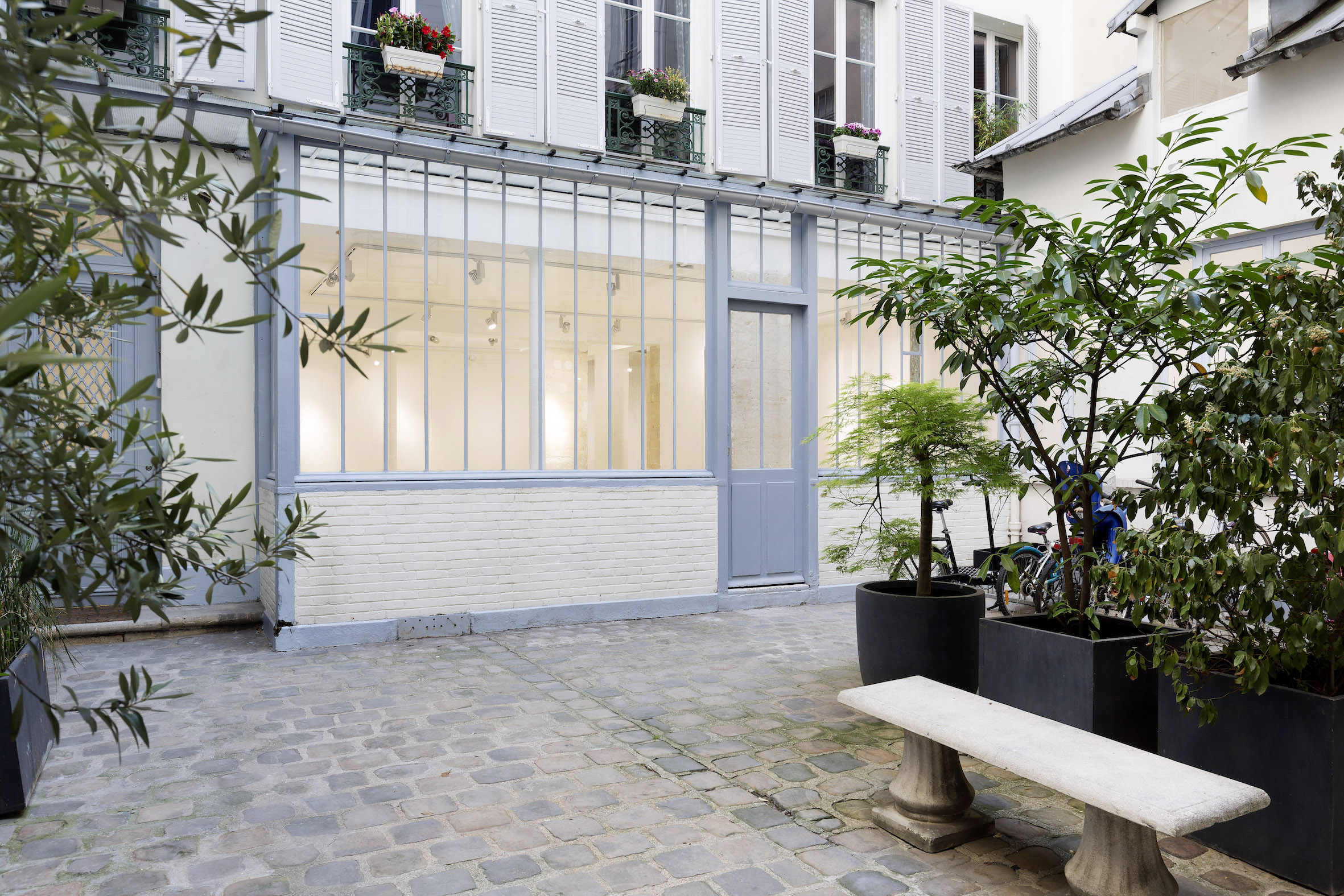 Studio at Rue Portefoin