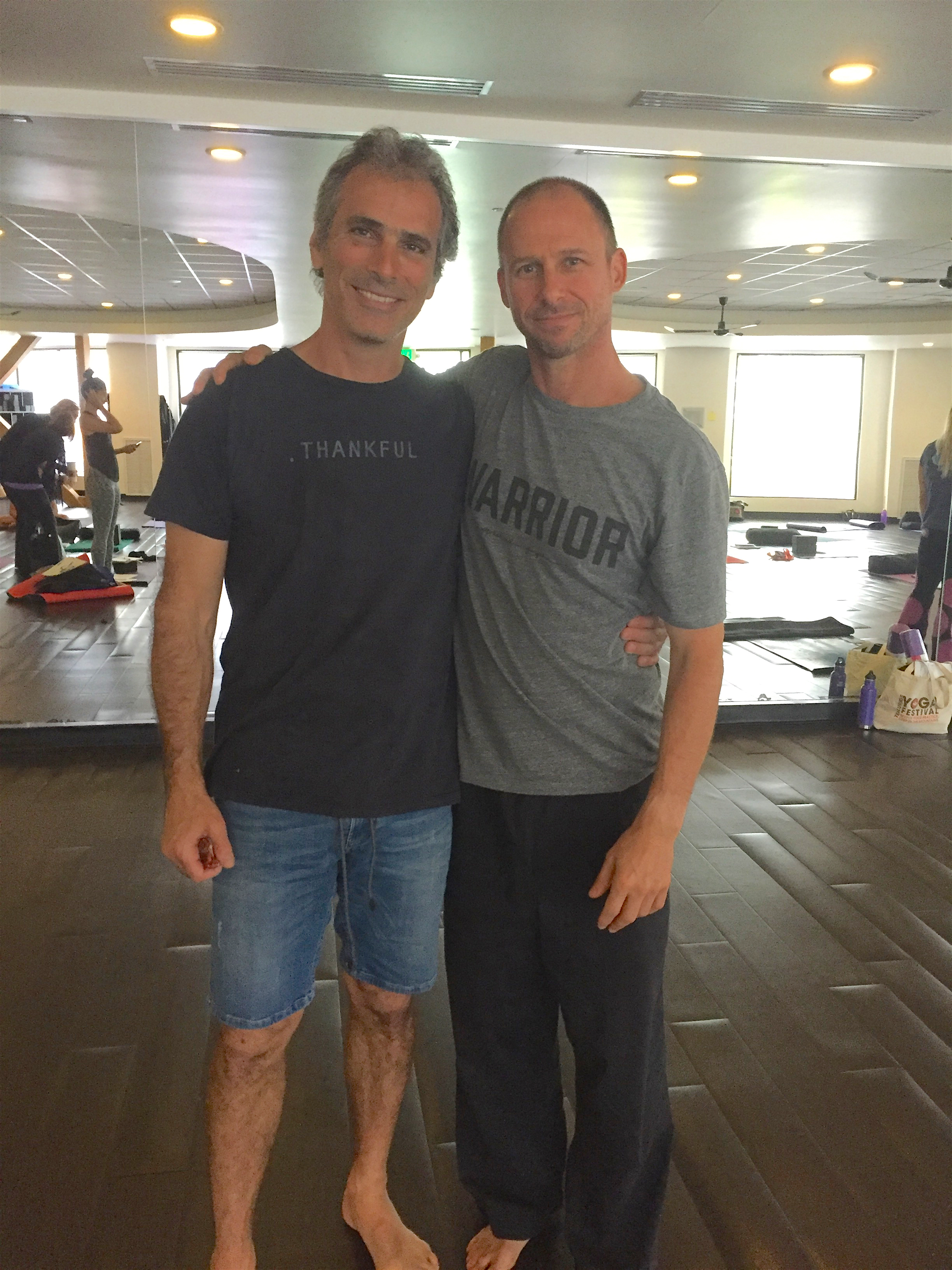 40 Hour immersion with Bryan Kest of SANTA MONICA pOWER YOGA