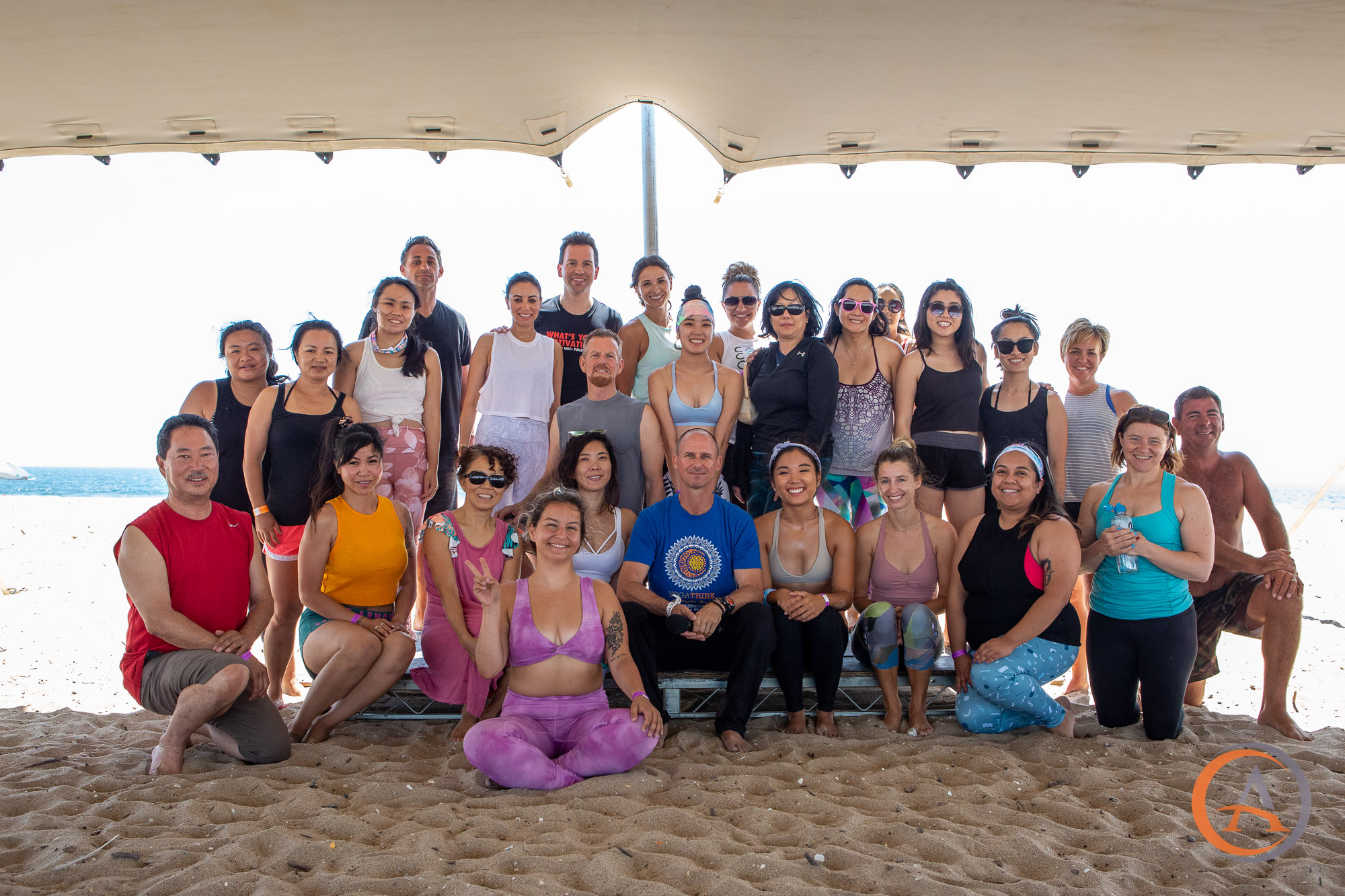 OC Yoga Festival Huntington Beach, CA July 2019