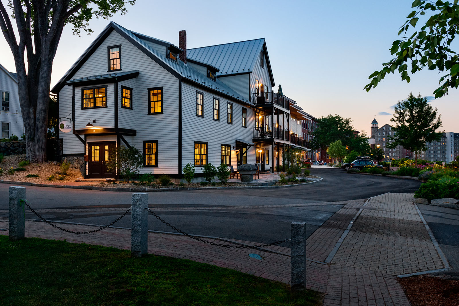 FE Lang Blacksmith Apartments