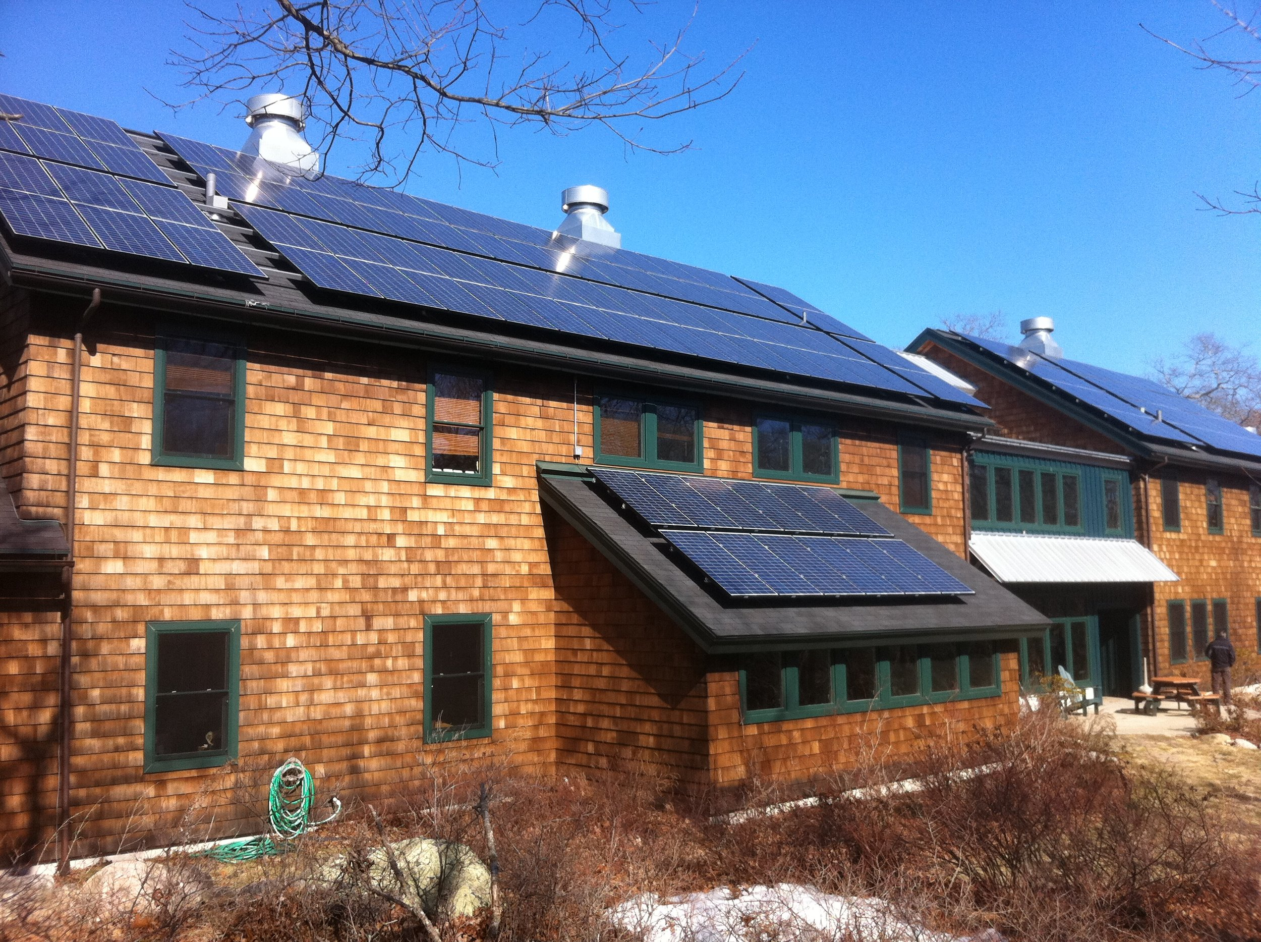 Kettle Pond USFWS Photovoltaic System