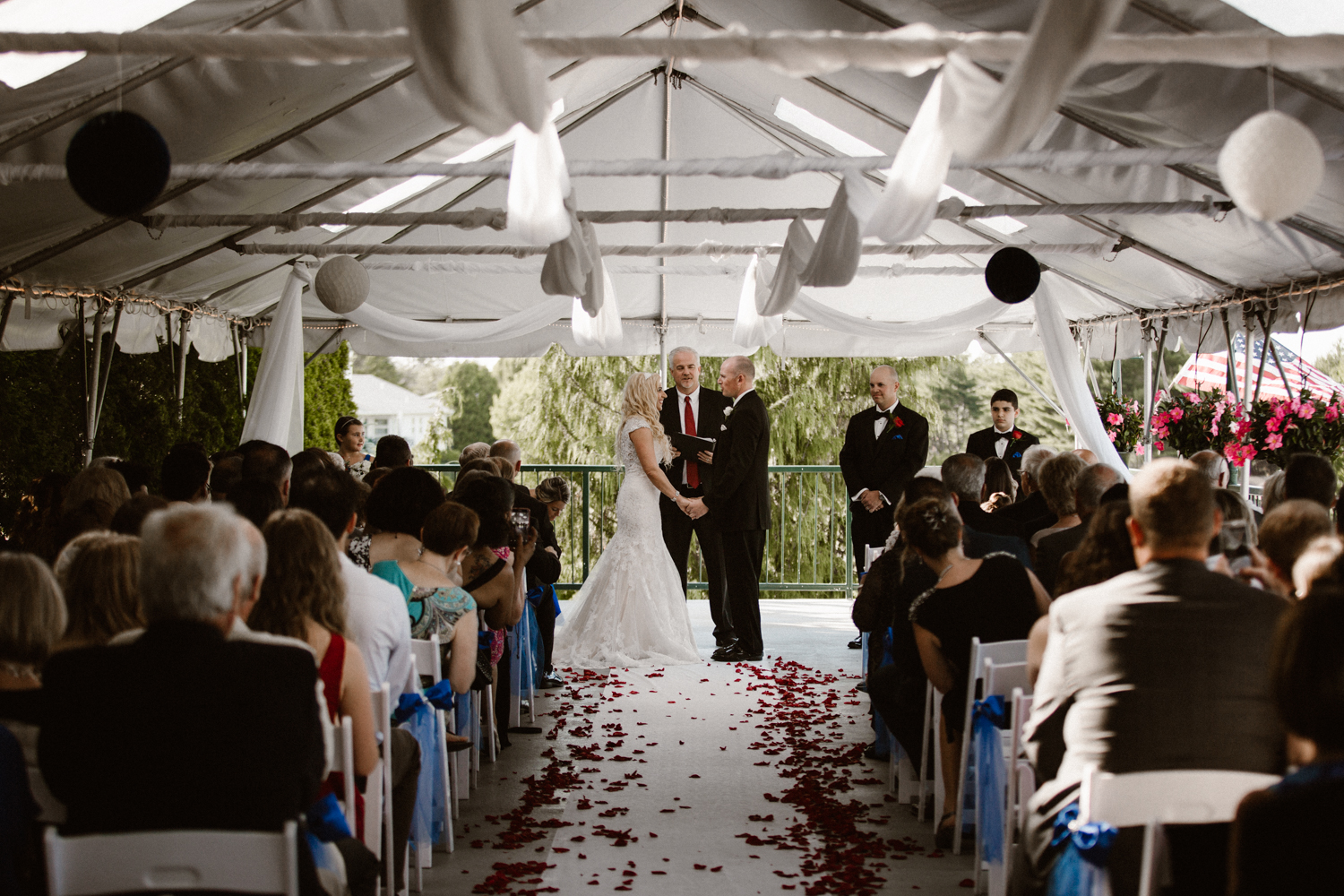 kirkbrae_country_club_fourth_of_july_roses_Red_blue_ceremony_tent_summer_connecticut_rhode_island_massachusetts_new_england_wedding_photography_photographer_natural_laid_back_fun_light_engagement_session.jpg
