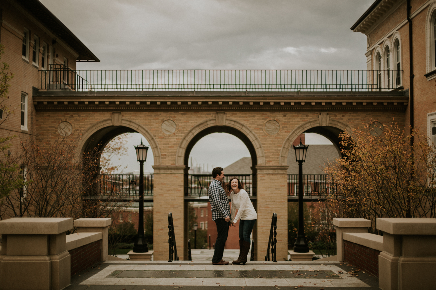 tufts_university_engagement_sweater_weather_fall_autumn_foliage_adventure_outdoors_trees_dress_outdoors_connecticut_rhode_island_massachusetts_new_england_wedding_photography_photographer_natural_laid_back_fun_light_engagement_session.jpg