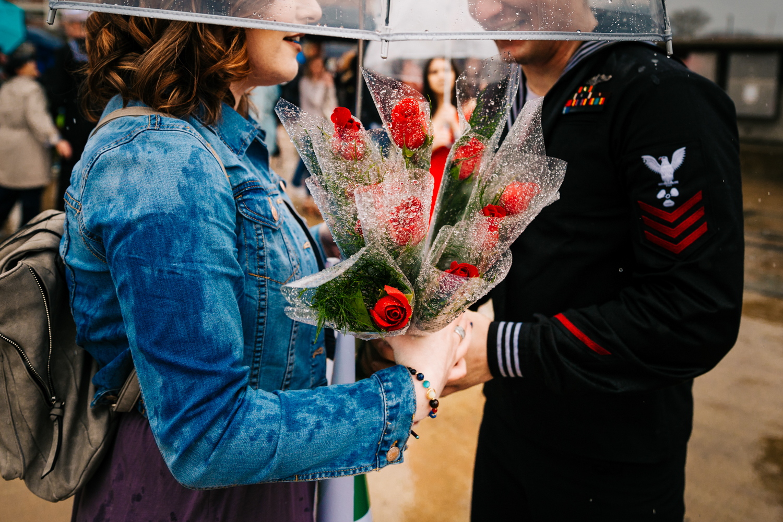 groton-connecticut-roses-at-navy-homecoming.jpg