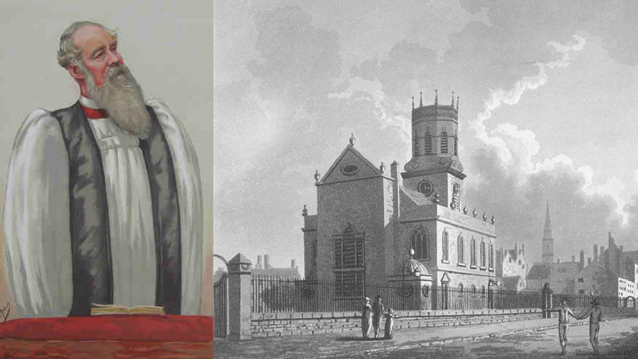 J.C. Ryle (1816-1900) și Biserica Sf. Petru Liverpool (catedrala sa episcopală între 1880-1900)