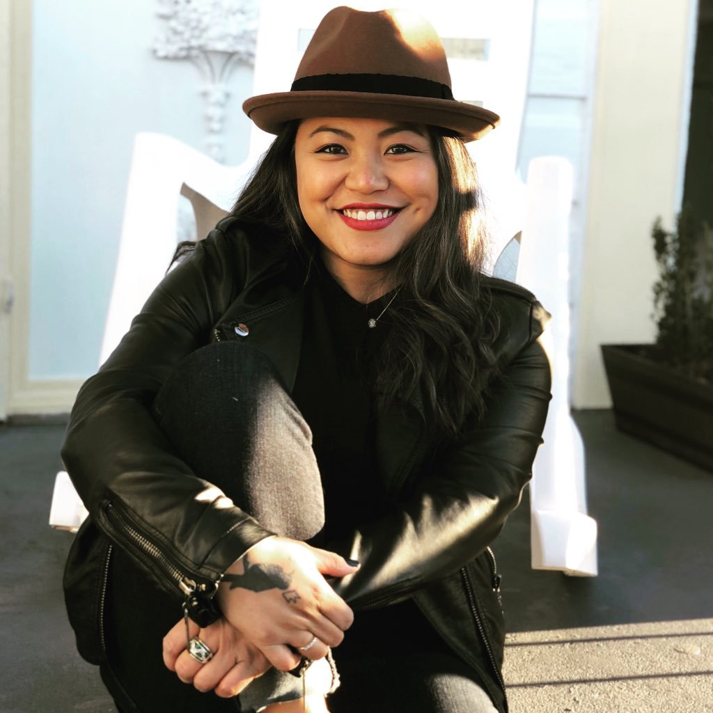 Kat Evasco,autobiographical creator of one-woman show, Mommy Queerest.