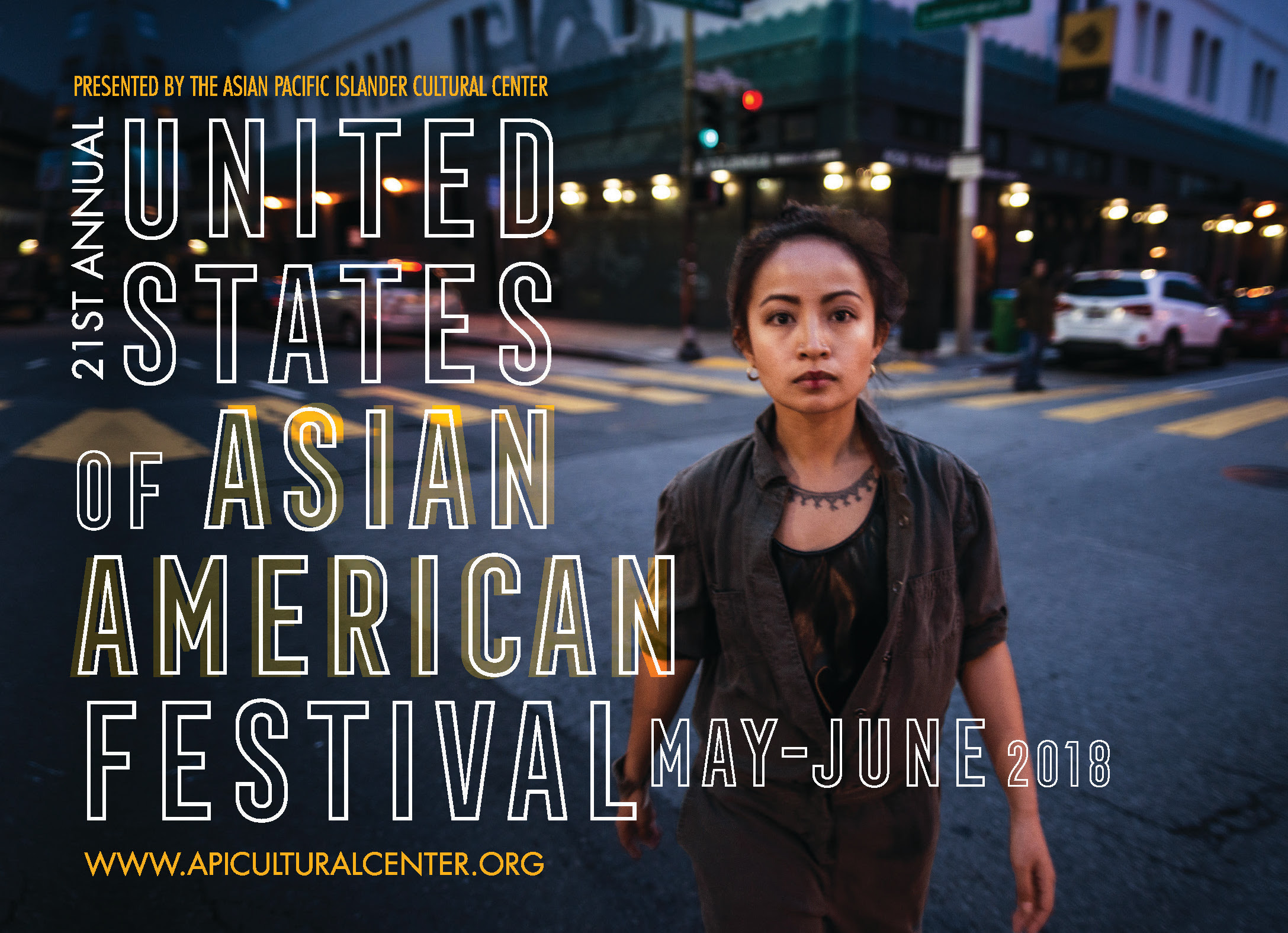 APICC USAA Festival - NOW OPEN!!!Each year, the United States of Asian American Festival (USAAF) presents up to 15 programs