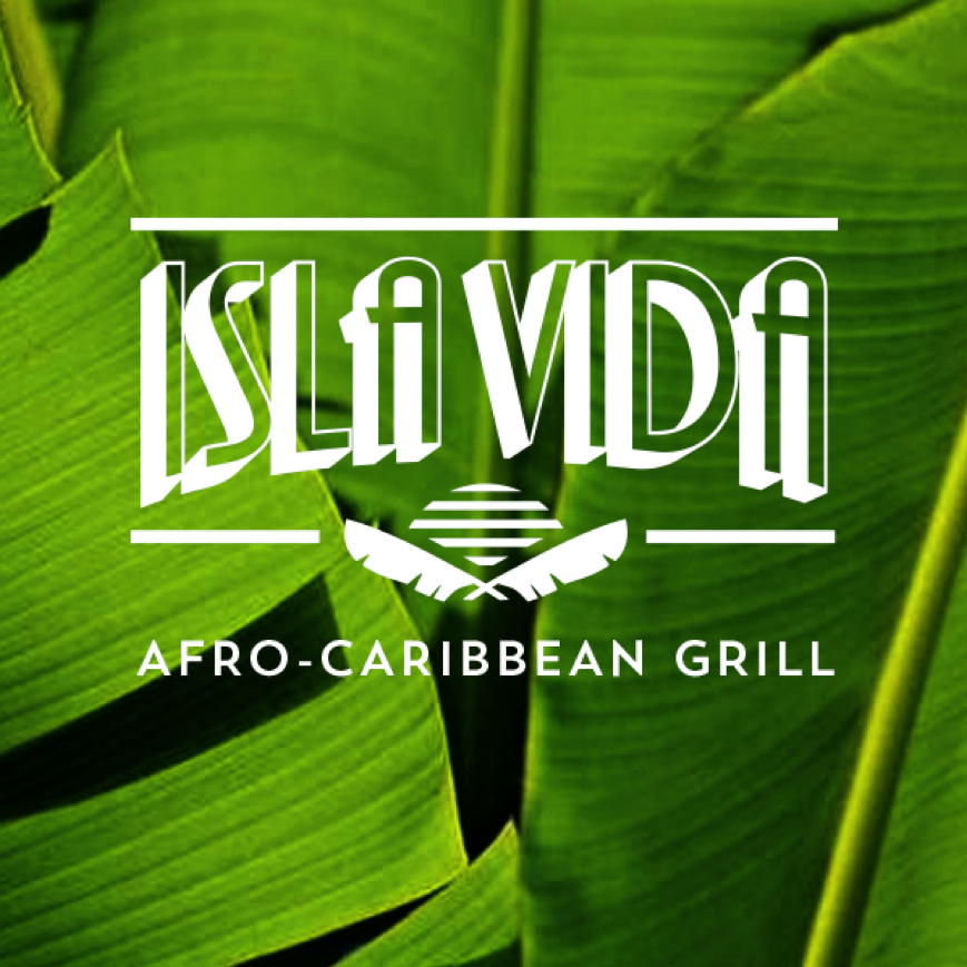 Isla Vida - Isla Vida is a casual Afro-Caribbean grill inspired by the islands, people, and lifestyle of the African diaspora.  It's a warm, vibrant place where flavors are rooted in the culture and prepared with love and craft. Expect wood-fired meats, tostones, Cubanos, great music, and good vibes.