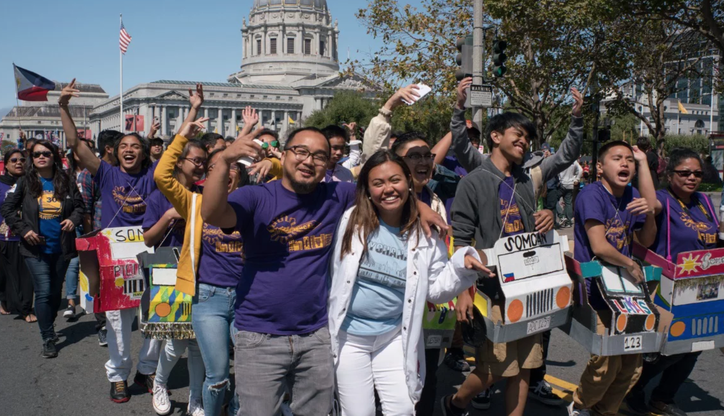 SOMCAN - The South of Market Community Action Network (SOMCAN) is a multi-racial, community-based organization, serving low-income immigrant youth and families in SoMa and greater San Francisco since 2000.