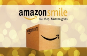 Shop Amazon with a Smile - Register with AmazonSmile and select the clinic as the organization you want to support. Then use the website to shop on Amazon and the clinic recieves money every time you shop.