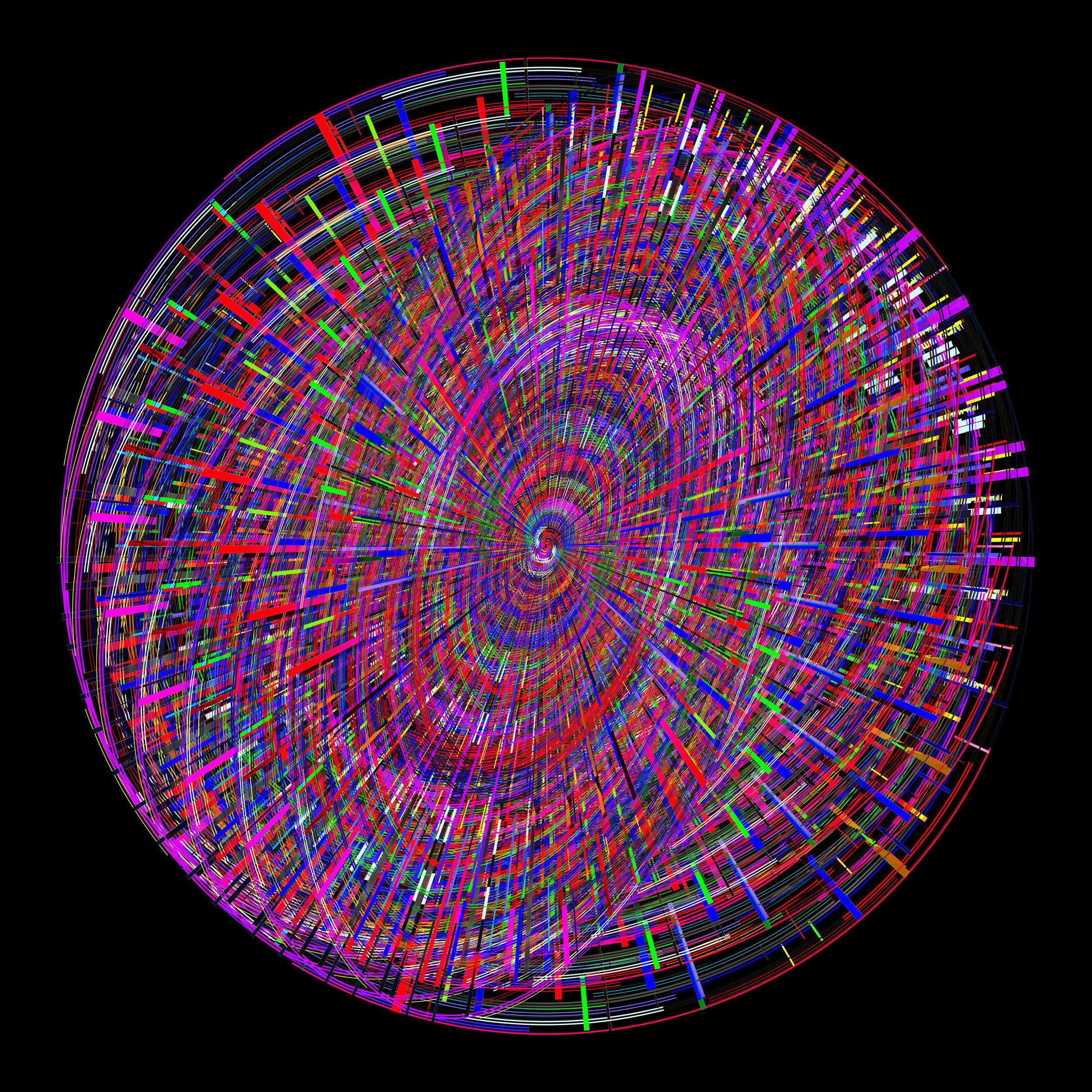 Complex Circles 3
