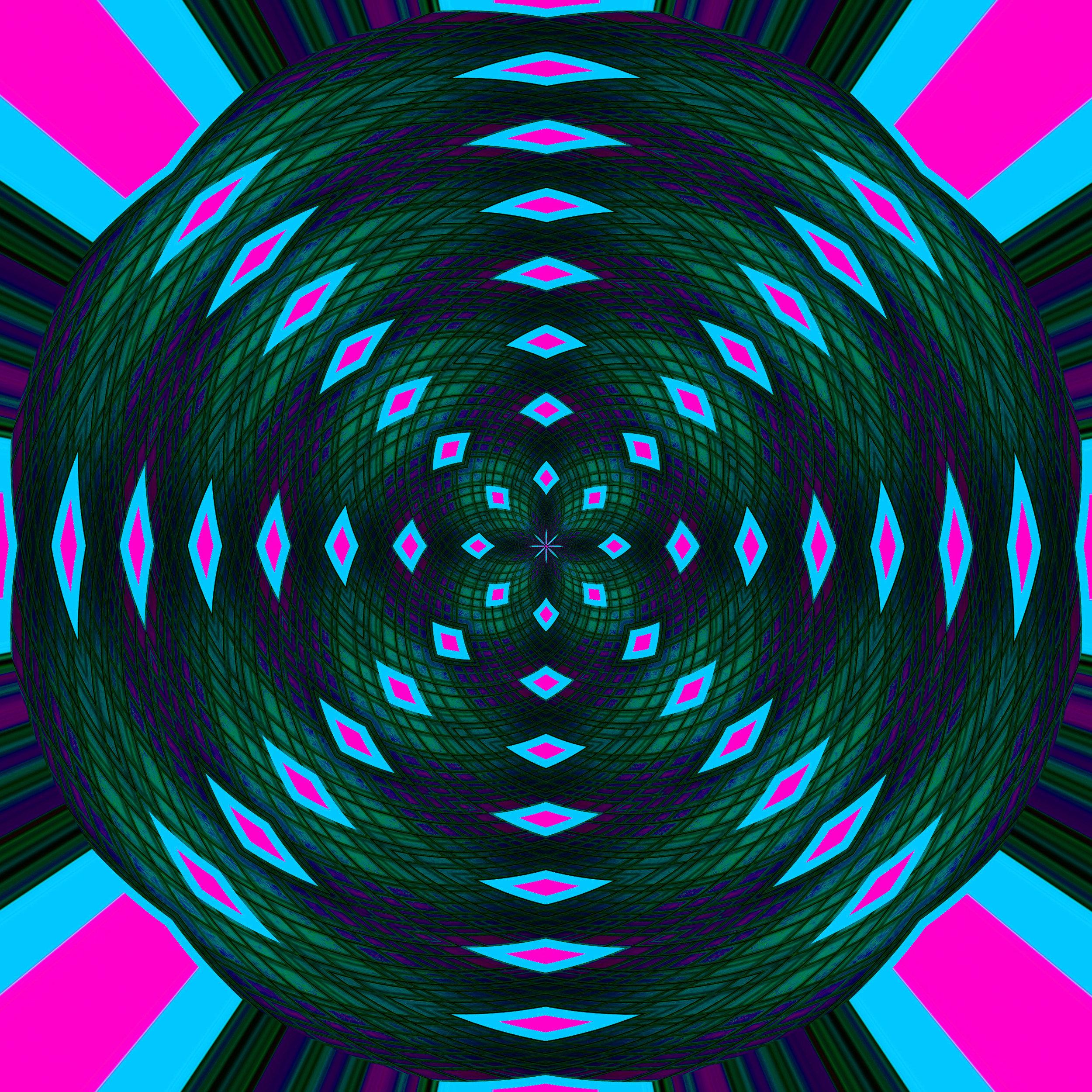 Complex Circles 4