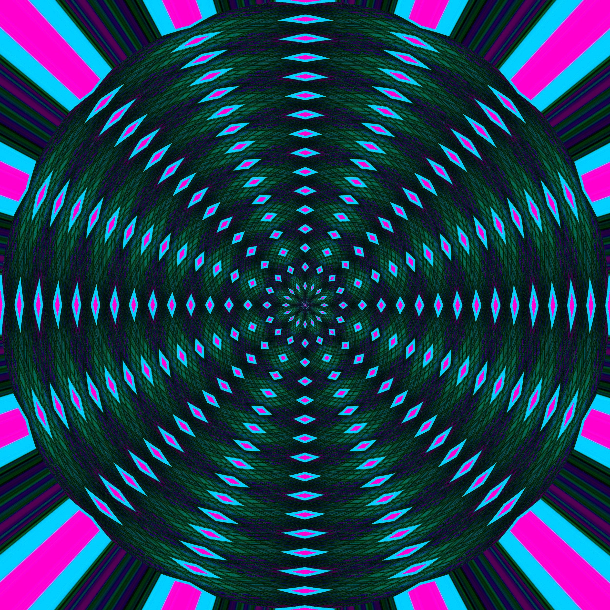 Complex Circles 5