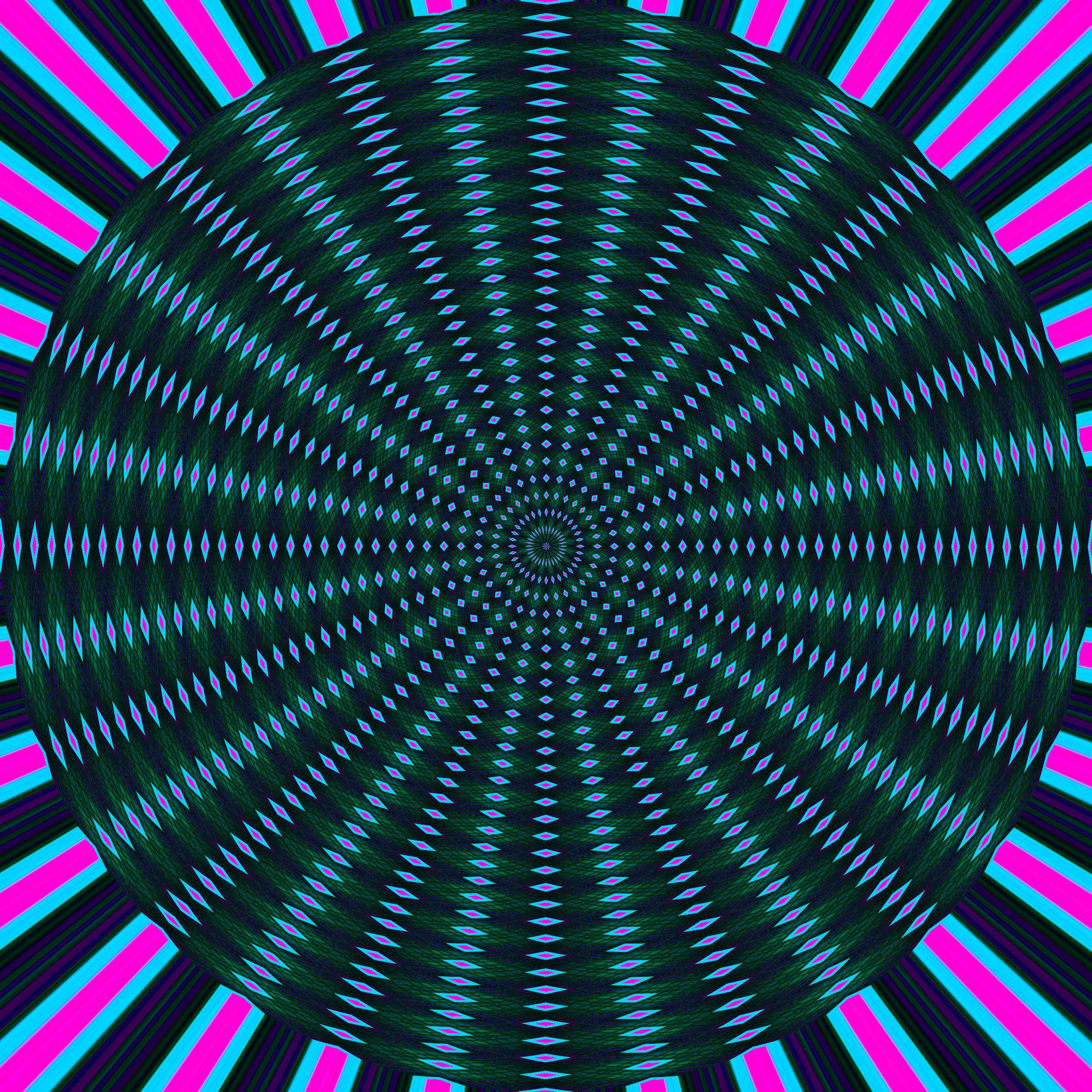 Complex Circles 6