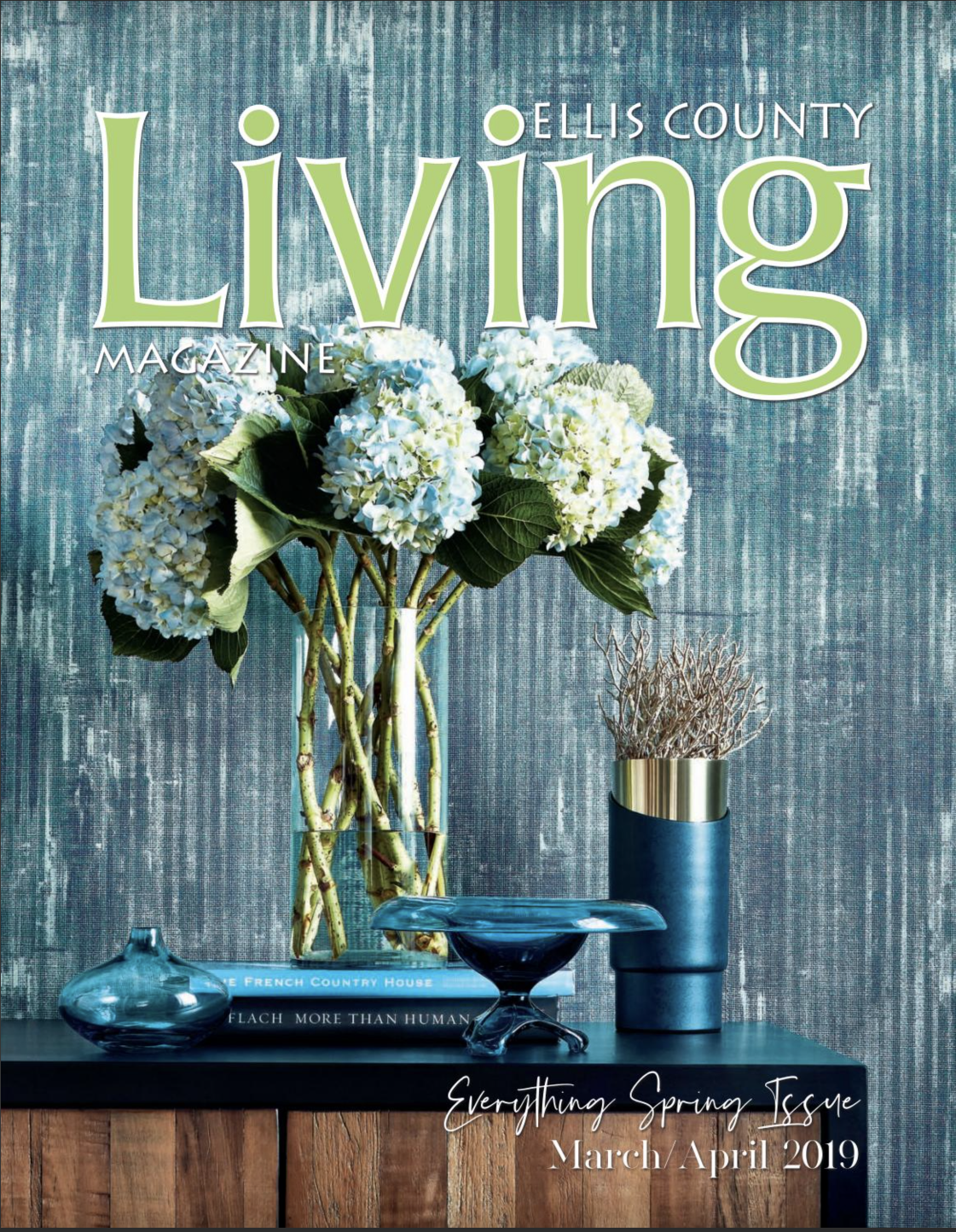 WELCOME! - Everything Spring 2019Click on the box below to read the latest issue!