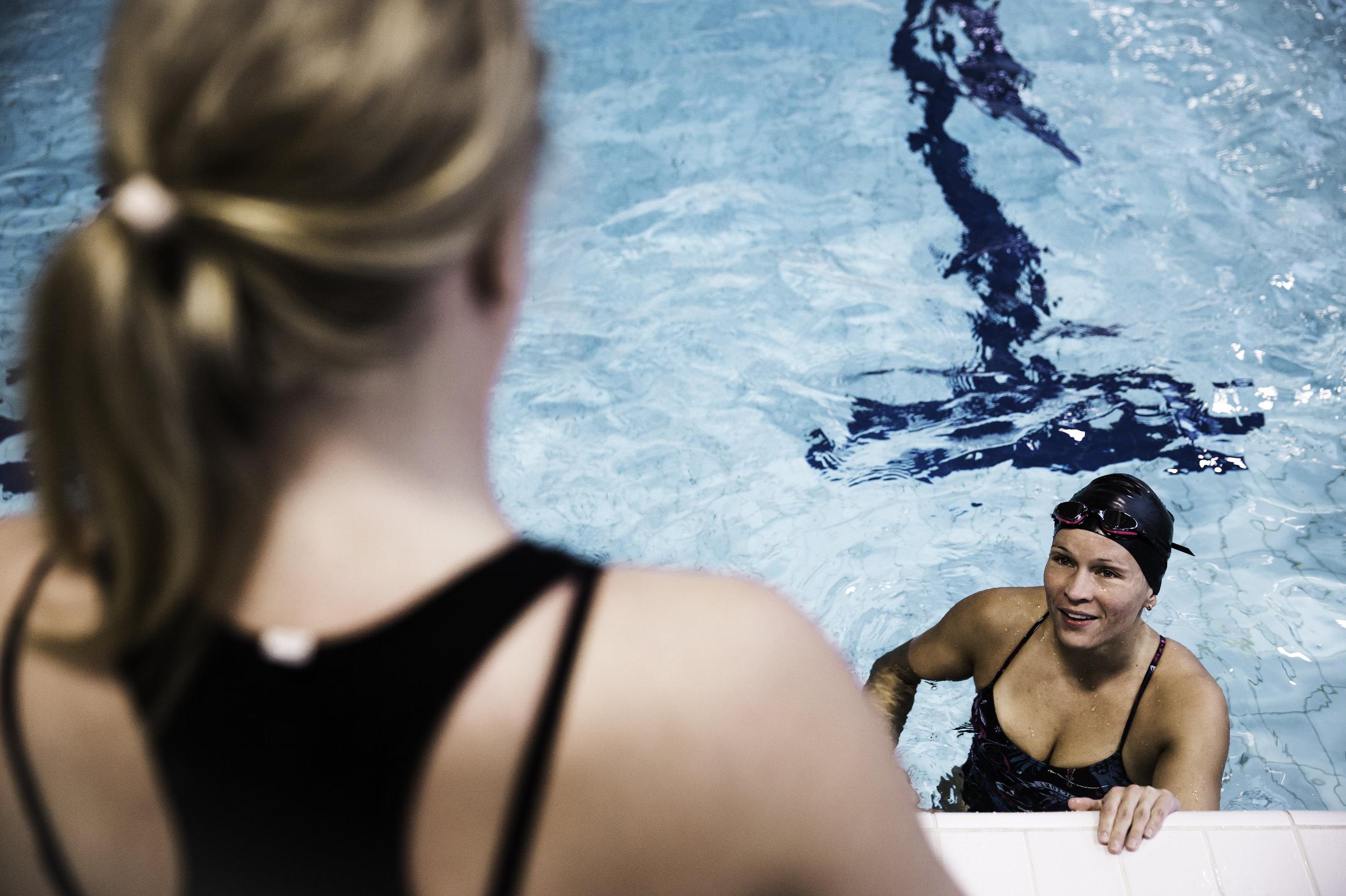 YKSITYISOPETUS - Nopein keino uimataidon oppimiseen tai kehittämiseen.