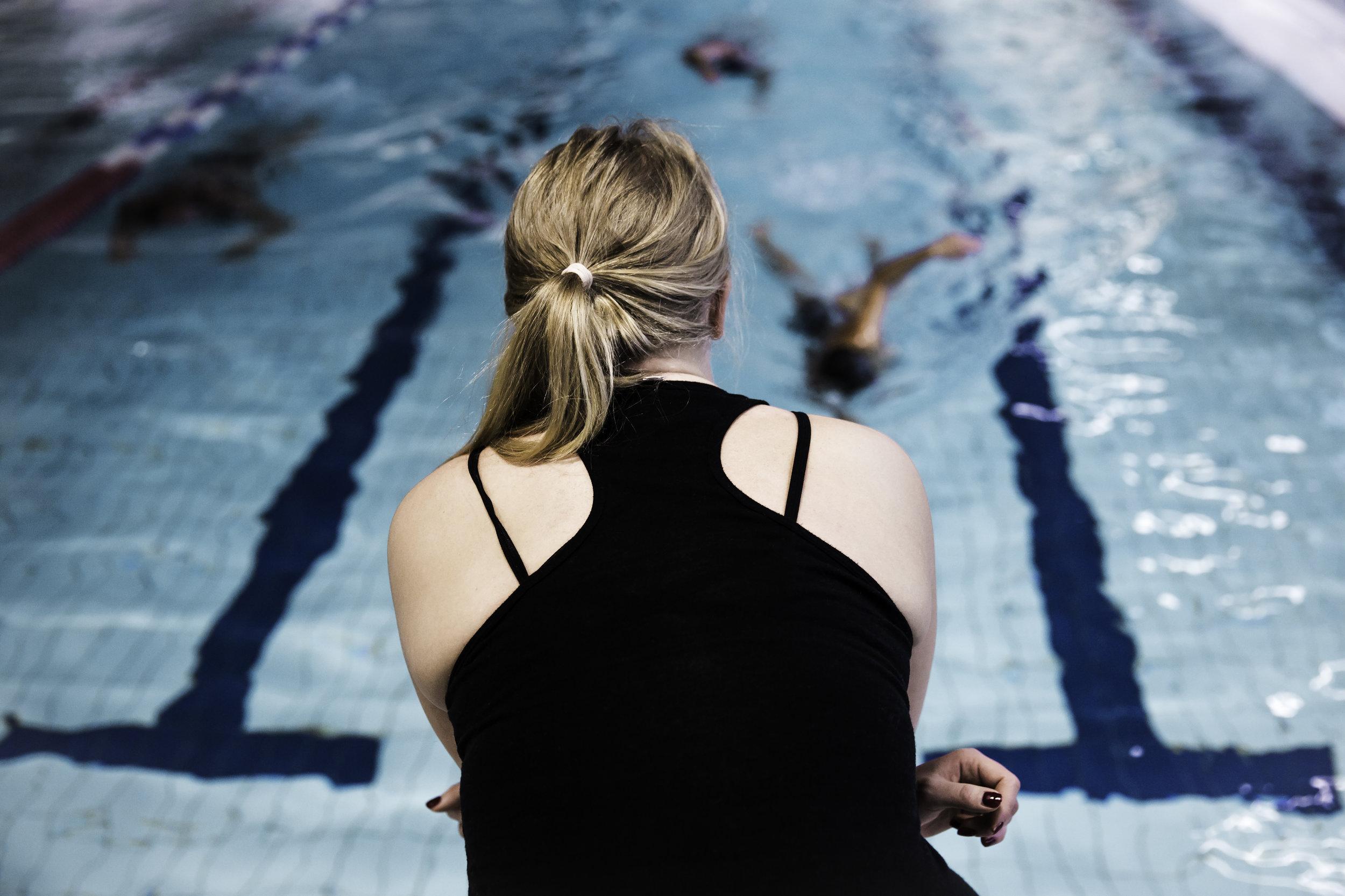 UINNIN TEKNIIKKA-ANALYYSI - Avartava tapa oppia lisää omasta uintitekniikasta. Kehotietoisuus lisääntyy ja ymmärrys kasvaa.