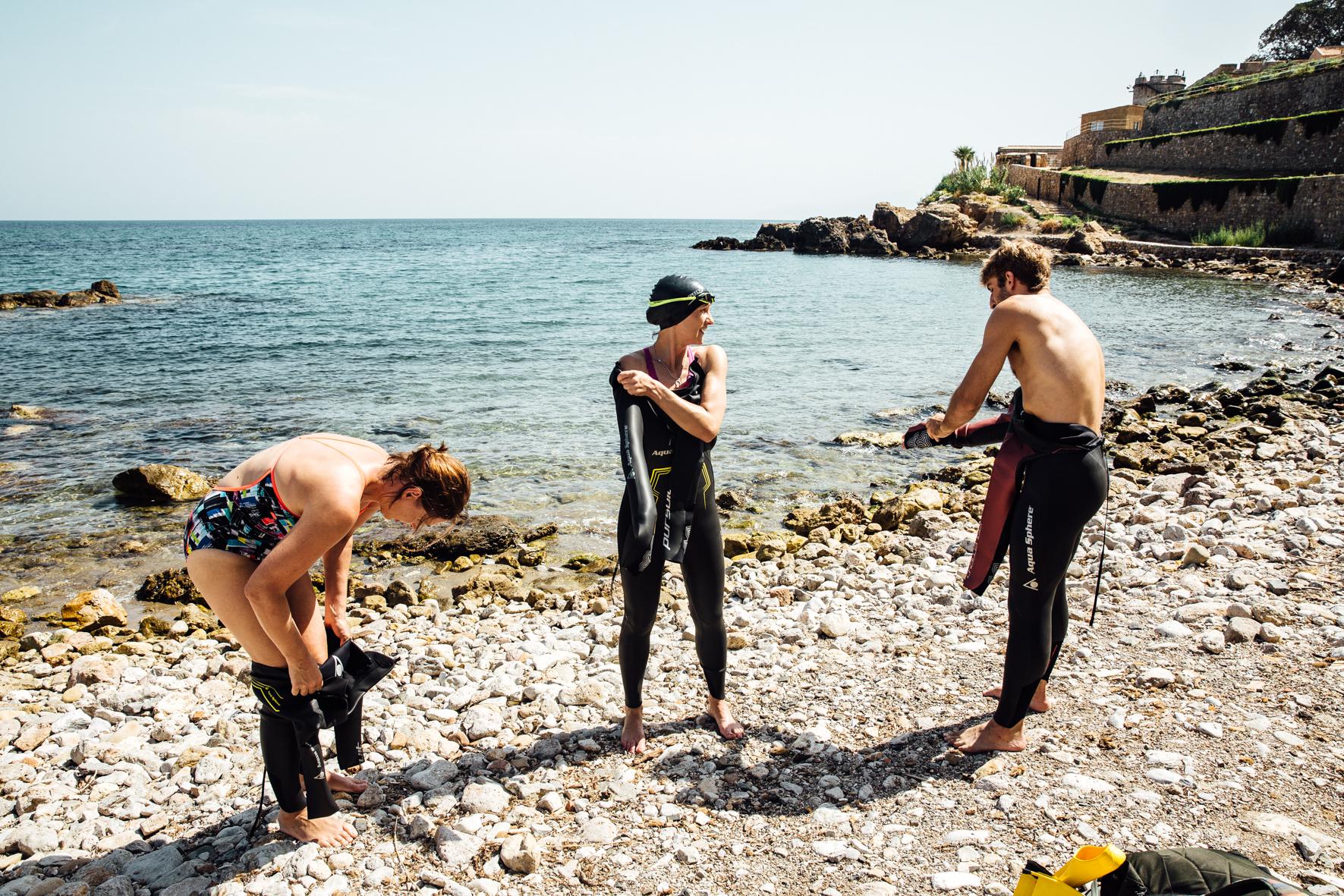 Avovesiuinti - Avovesikurssit ovat suunnattu harrastelijoille, triathlonisteille tai muuten uinnista innostuneille. Kurssit ovat 3 kerran mittaisia.