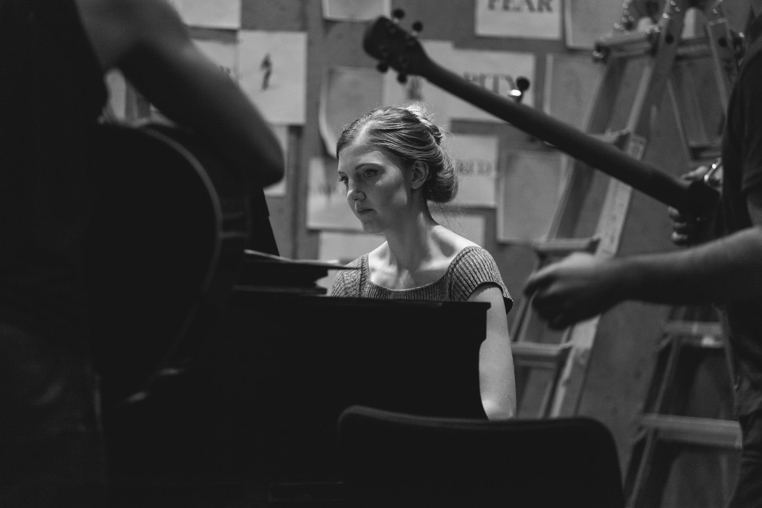 Rehearsal Photos by Erik Carter