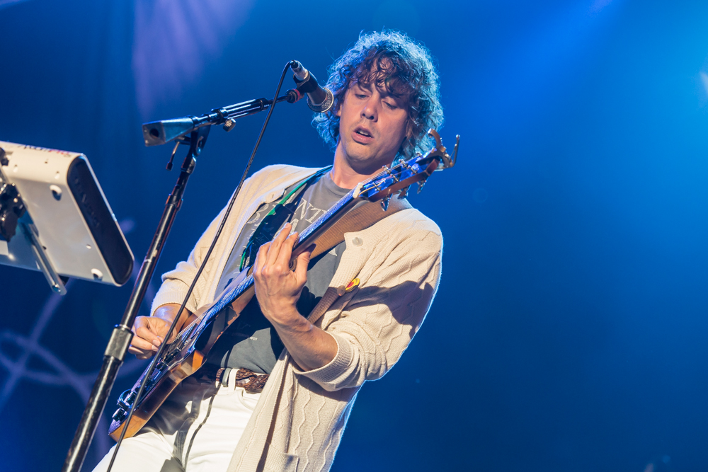 Razorlight - Reinvigorated and back from hiatus, Razorlight headlined the Thursday at the Isle of Wight Festival this year. Singer Johnny Borrell put on a great performance and it was a fitting start to the weekend.