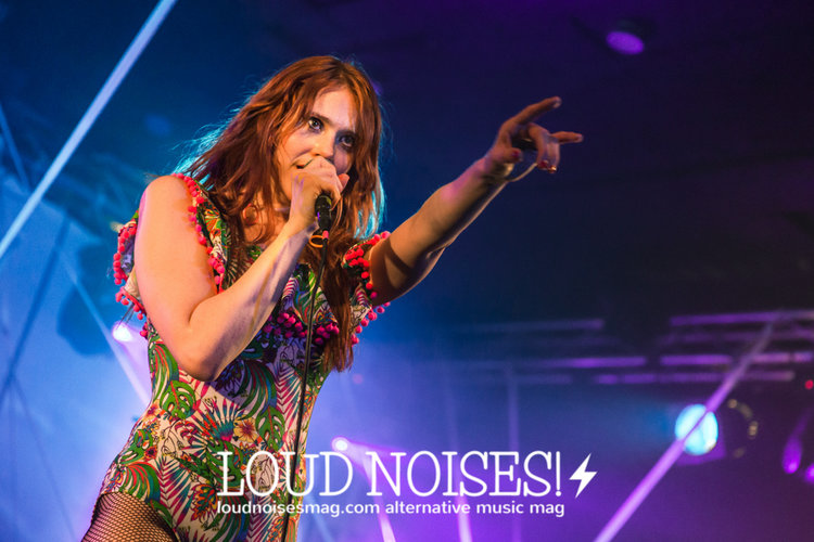 KATE NASH - Honest and sensitive, smart and engaging, jovial and sweary, inspiringly upbeat, Kate's vixen voiced, highly relatable to girl gang set was a really great show.